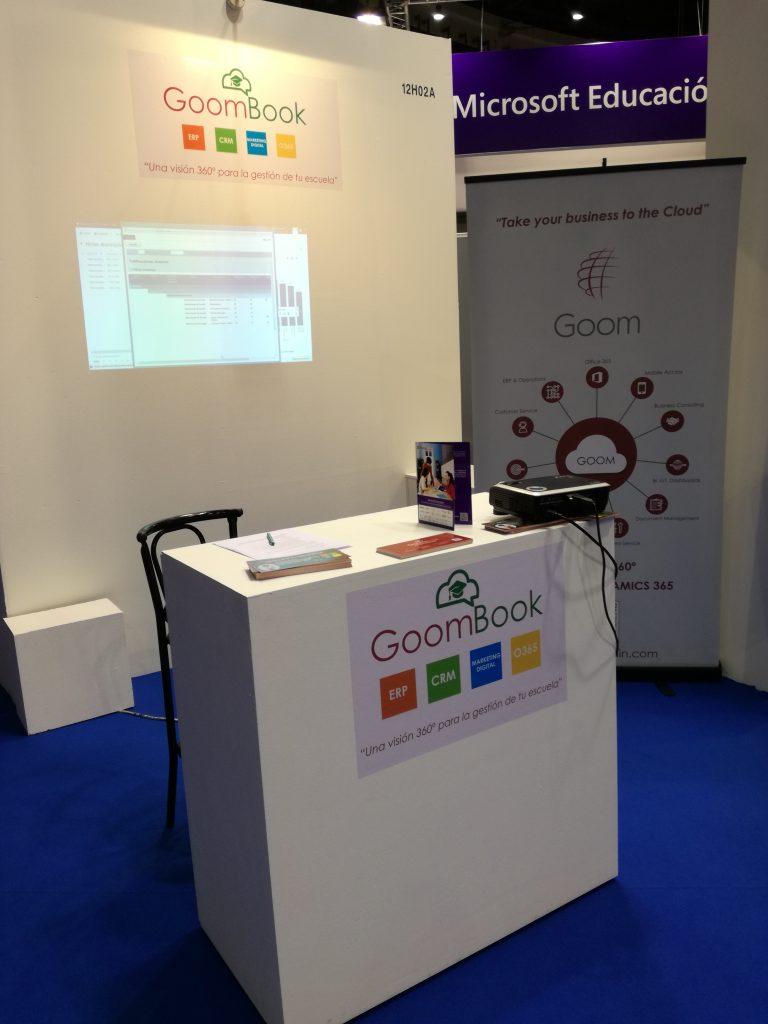 Goom, partner gold de Microsoft Educación, en SIMO 2017