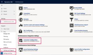 clickdimensions y microsoft teams