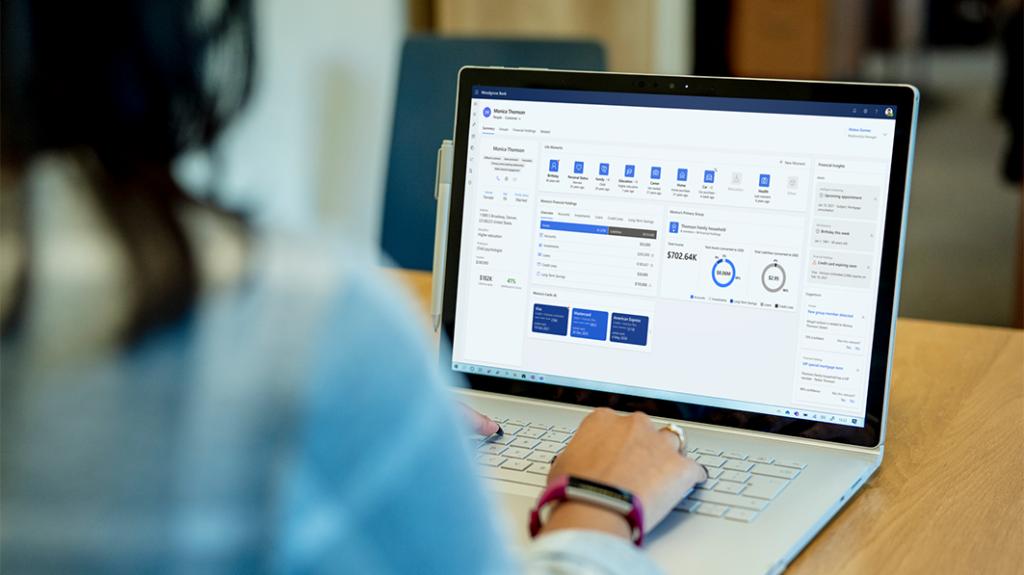 Microsoft Cloud para servicios financieros